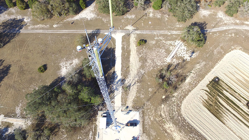 Southeastern Towers – Southeastern Towers assists Pasco